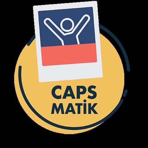 capsmatik logo
