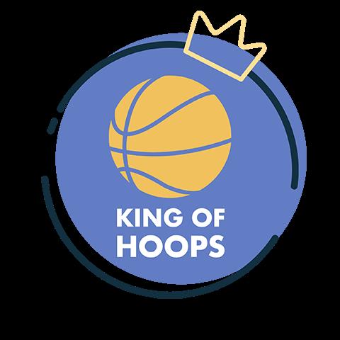 king of hoops logo