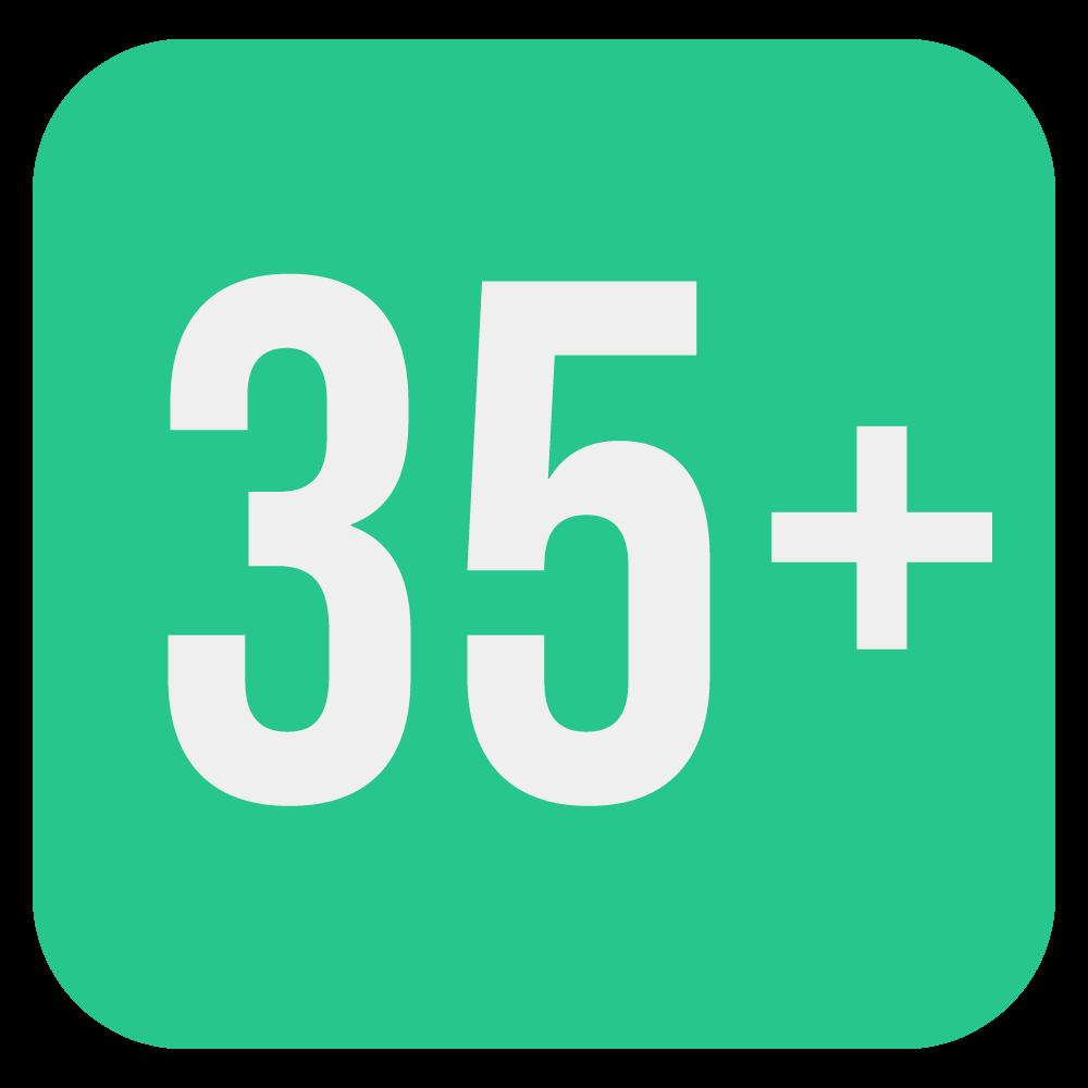services 35 logo