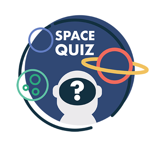 space quiz logo