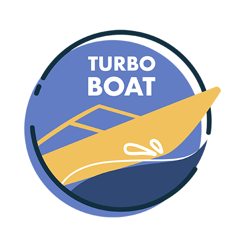 turbo boat logo
