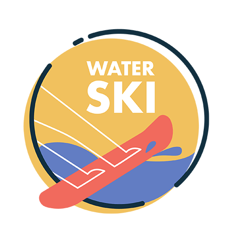 waterski logo
