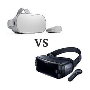 oculus go vs gear vr compare