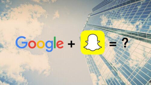 Google Snapchat için 30 milyar dolar teklif yaptı